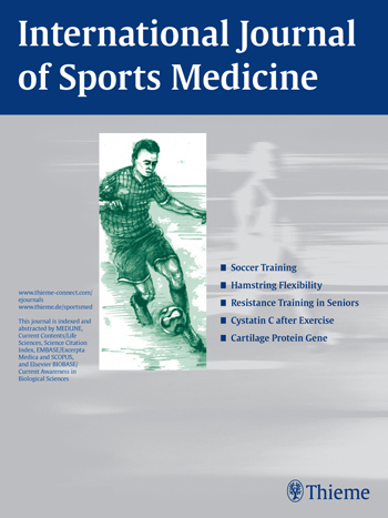 xavier woorons international journal sports medicine